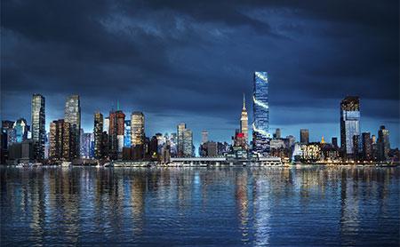 Big presenta dise o de torre de oficinas en nueva york - Oficina de turismo nueva york ...