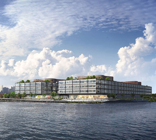 Foster partners dise ar edificios de oficinas en ny - Oficina de turismo nueva york ...
