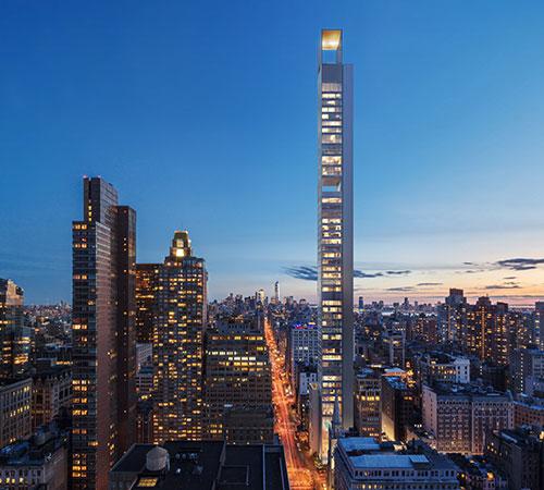 Revelan dise o de nuevo rascacielos en nueva york - Oficina de turismo nueva york ...