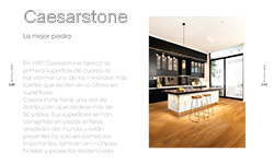 Caesarstone - Real Estate Market & Lifestyle