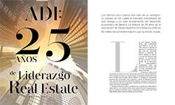 ADI: 25 años de liderazgo en Real Estate - Real Estate Market & Lifestyle