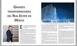 Grandes transformaciones del Real Estate en México - Real Estate Market & Lifestyle