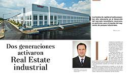El Capital Institucional y Real Estate en México - Enrique Lavin