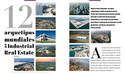 12 arquetipos mundiales del Industrial  Real Estate - David Sterling