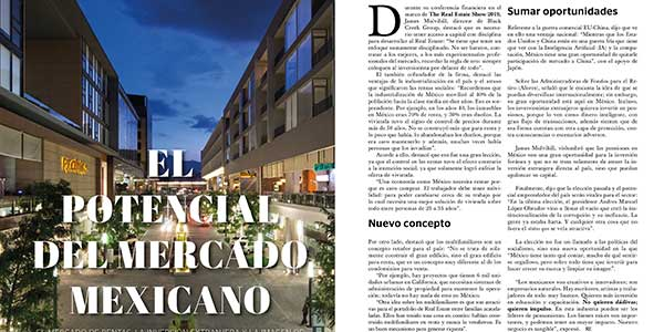 El potencial del mercado mexicano - Real Estate Market & Lifestyle