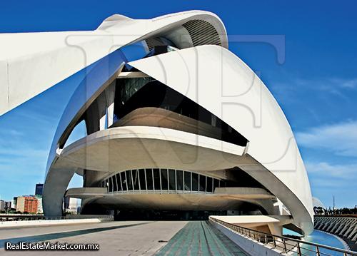 El universo de calatrava for Oficina zurich valencia