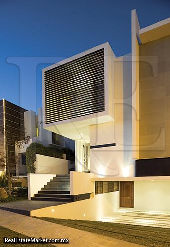Nuevas tendencias residenciales for Casa minimalista fraccionamiento