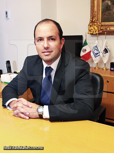 Ing. Alonso Quintana Kawage<br />Director general de ICA