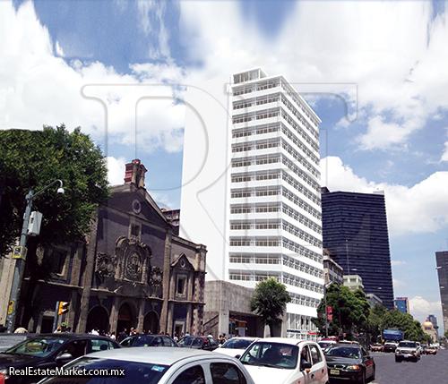 Carso for Residencia torres de la alameda
