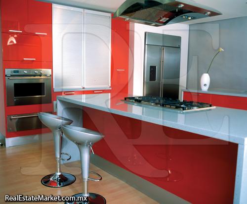 Cocinas nuevo calor de hogar for Cocina integral con estufa