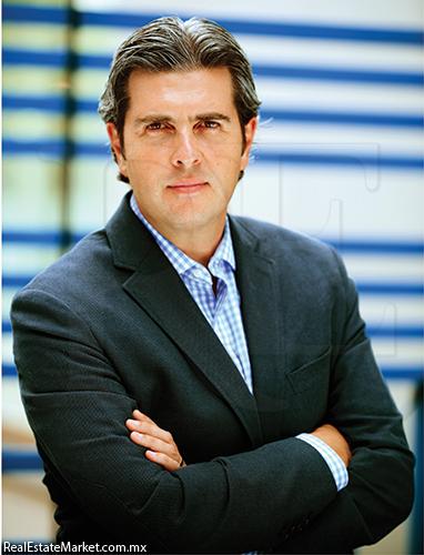 Jacinto Arenas Director gerenal de Ares Arquitectos