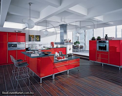 La cocina espacio en metamorfosis - Cocinas olimpic ...