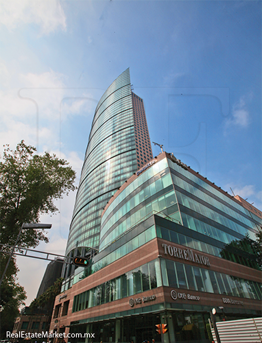 Edificio Anexo de Torre Mayor (Reforma 489)