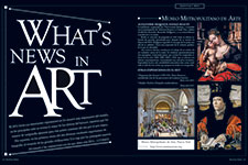 What's news in art - Andrés Ordorica