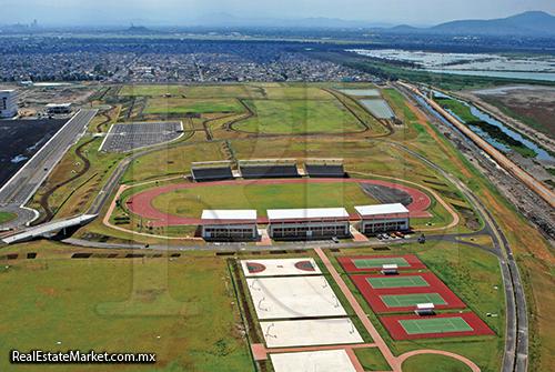 Ciudad Jardin Nezahualcoyotl Ciudad Jardín Bicentenario