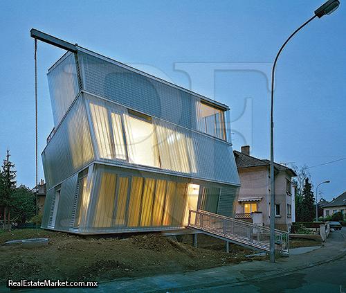 Material alternativos la construcci n de un nuevo paradigma - Como se construye una casa ...