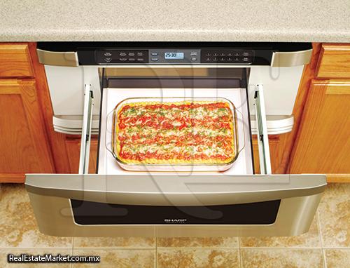 Sharp reinventa el dise o - Mejor horno microondas ...