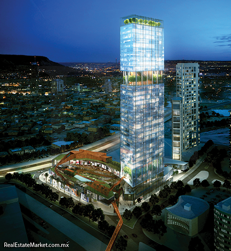 Puerta de Hierro Luxury Mixed-use