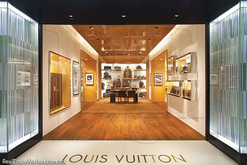 Louis Vuitton en Perisur, México DF